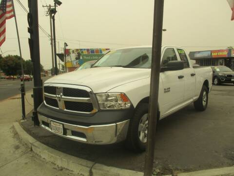 2017 RAM Ram Pickup 1500 for sale at Quick Auto Sales in Modesto CA