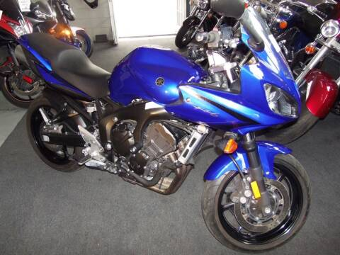 2007 Yamaha FZX for sale at Fulmer Auto Cycle Sales - Fulmer Auto Sales in Easton PA