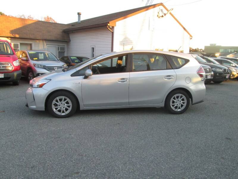 2015 Toyota Prius v Five 4dr Wagon - Lowell MA