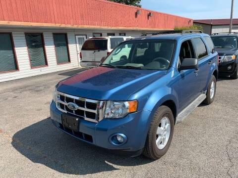 2010 Ford Escape for sale at Best Buy Auto Sales in Murphysboro IL