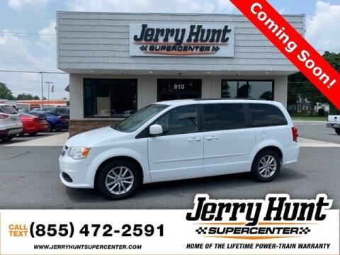 2014 Dodge Grand Caravan for sale at Jerry Hunt Supercenter in Lexington NC