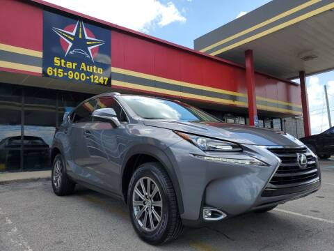 2015 Lexus NX 200t for sale at Star Auto Inc. in Murfreesboro TN
