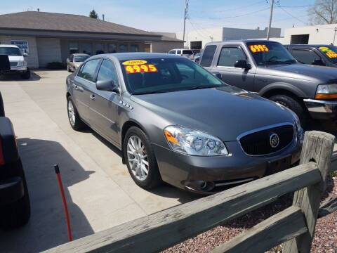 2006 Buick Lucerne for sale at Kenosha Auto Outlet LLC in Kenosha WI