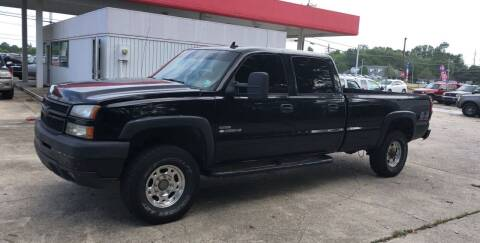 2006 Chevrolet Silverado 2500HD for sale at Baton Rouge Auto Sales in Baton Rouge LA