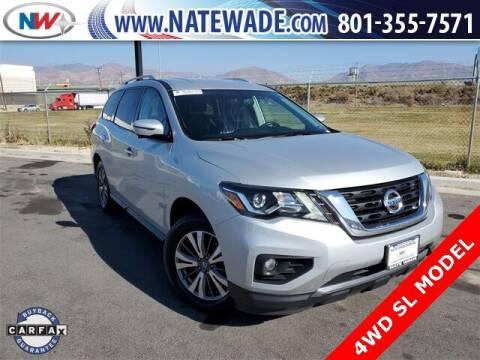 2017 Nissan Pathfinder for sale at NATE WADE SUBARU in Salt Lake City UT