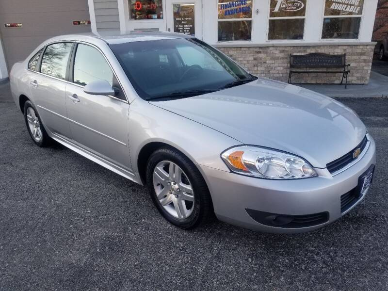 2011 Chevrolet Impala for sale at 1st Quality Auto in Milwaukee WI