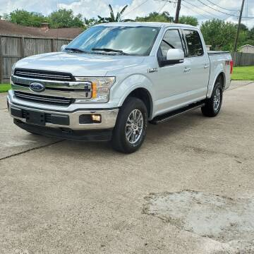 2018 Ford F-150 for sale at MOTORSPORTS IMPORTS in Houston TX