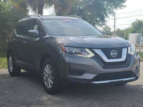 2018 Nissan Rogue for sale at Jeff's Auto Sales & Service in Port Charlotte FL