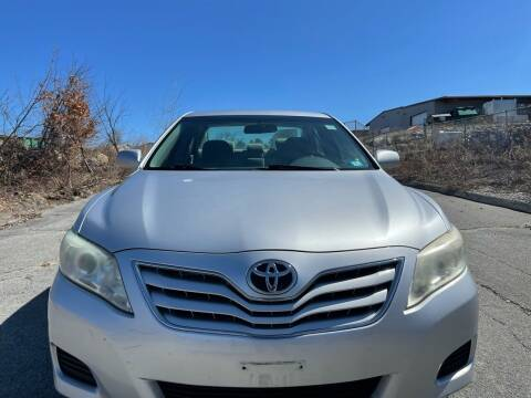 2011 Toyota Camry for sale at MCQ SALES INC in Upton MA