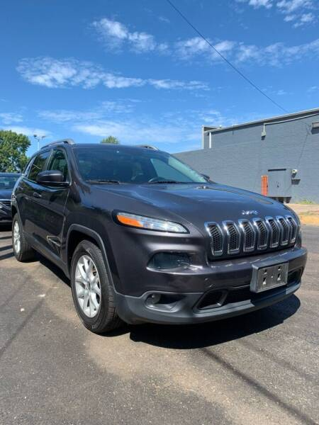 2015 Jeep Cherokee for sale at City to City Auto Sales in Richmond VA