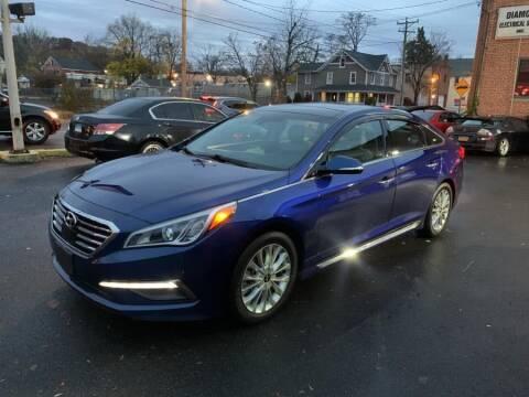 2015 Hyundai Sonata for sale at Car VIP Auto Sales in Danbury CT