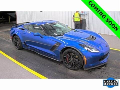 2015 Chevrolet Corvette for sale at LAKESIDE MOTORS, INC. in Sachse TX