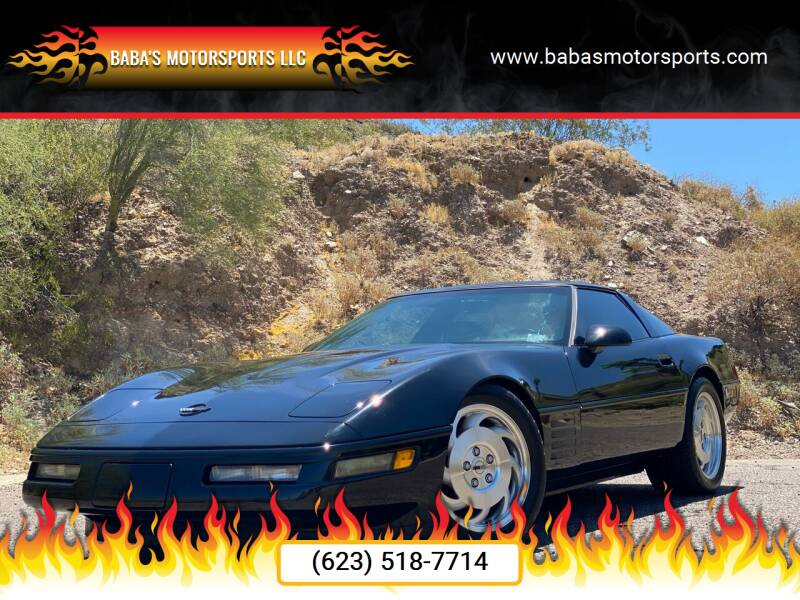 1994 Chevrolet Corvette for sale at Baba's Motorsports, LLC in Phoenix AZ