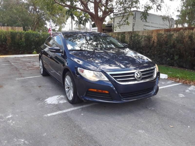 2012 Volkswagen CC for sale at Florida Auto Trend in Plantation FL
