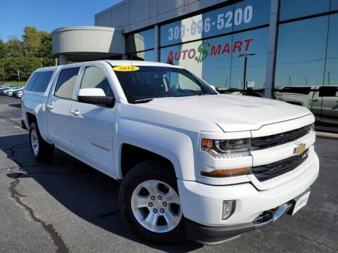 2016 Chevrolet Silverado 1500 for sale at Auto Smart of Pekin in Pekin IL