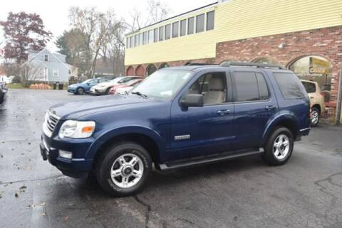 2008 Ford Explorer for sale at Absolute Auto Sales, Inc in Brockton MA