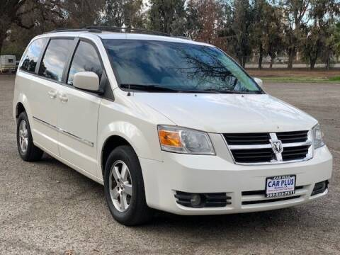 2008 Dodge Grand Caravan for sale at CAR PLUS in Modesto CA