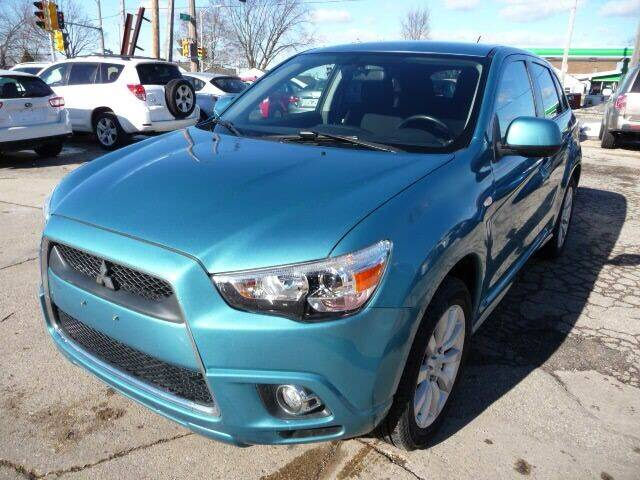 2011 Mitsubishi Outlander Sport for sale in Milwaukee, WI