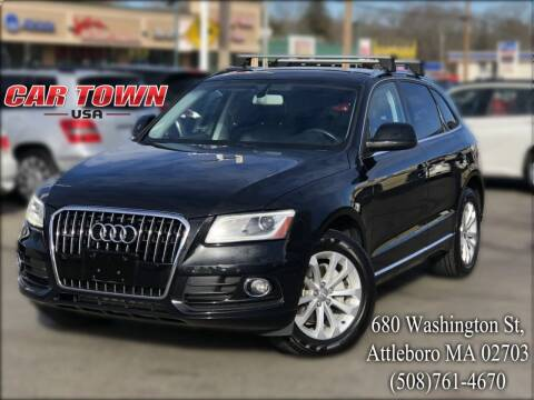 2013 Audi Q5 for sale at Car Town USA in Attleboro MA
