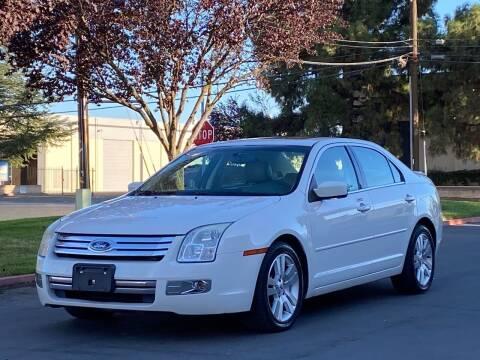 2008 Ford Fusion for sale at AutoAffari LLC in Sacramento CA