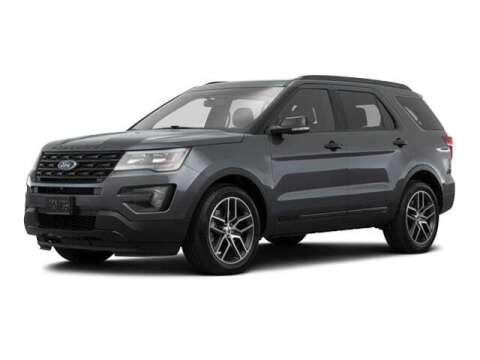 2016 Ford Explorer for sale at TEX TYLER Autos Cars Trucks SUV Sales in Tyler TX