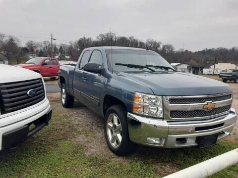 2013 Chevrolet Silverado 1500 for sale at Bates Auto & Truck Center in Zanesville OH