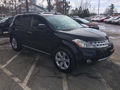 2006 Nissan Murano for sale at Official Auto Sales in Plaistow NH