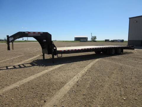 "2020 Midsota 102"" x 36' for sale at Nore's Auto & Trailer Sales - Gooseneck Trailers in Kenmare ND"