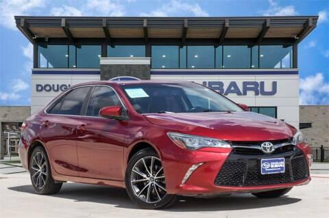 2015 Toyota Camry for sale at Douglass Automotive Group - Douglas Subaru in Waco TX
