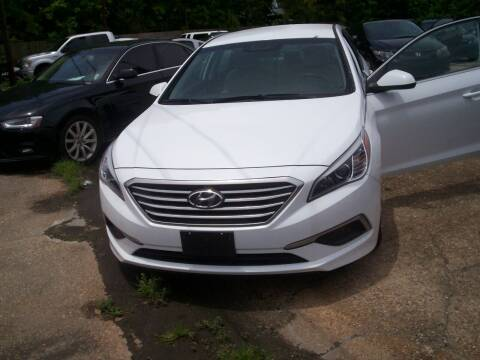 2017 Hyundai Sonata for sale at Louisiana Imports in Baton Rouge LA