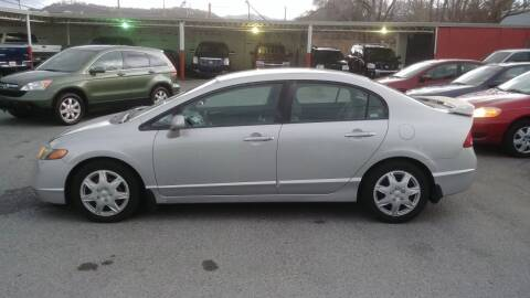 2008 Honda Civic for sale at Lewis Used Cars in Elizabethton TN