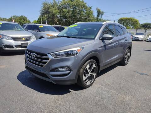 2016 Hyundai Tucson for sale at Bargain Auto Sales in West Palm Beach FL