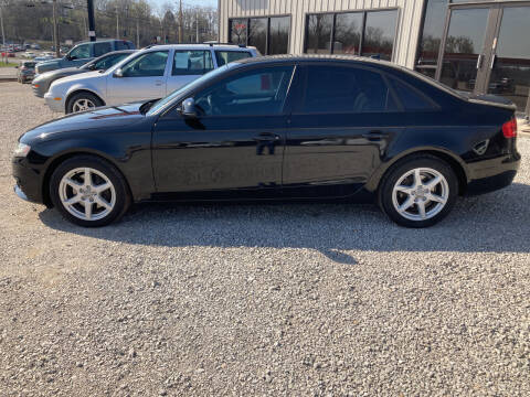 2009 Audi A4 for sale at Rustys Auto Sales - Rusty's Auto Sales in Platte City MO