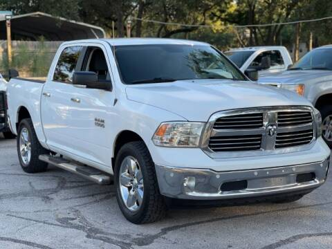 2016 RAM Ram Pickup 1500 for sale at AWESOME CARS LLC in Austin TX
