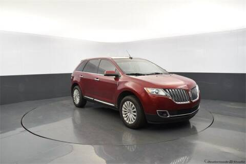 2013 Lincoln MKX for sale at Tim Short Auto Mall in Corbin KY
