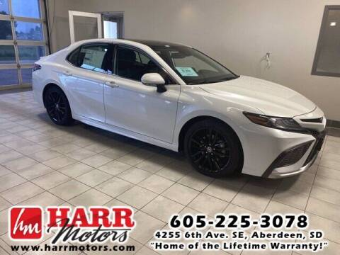 2021 Toyota Camry for sale at Harr's Redfield Ford in Redfield SD