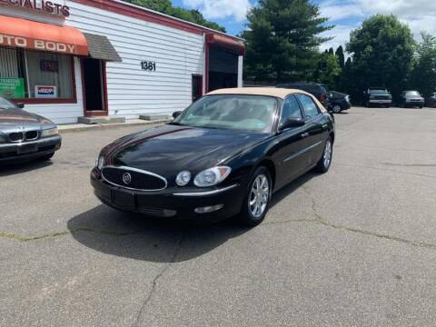 2007 Buick LaCrosse for sale at American Auto Specialist Inc in Berlin CT