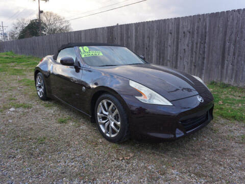 2010 Nissan 370Z for sale at BLUE RIBBON MOTORS in Baton Rouge LA
