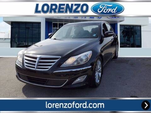 2012 Hyundai Genesis for sale at Lorenzo Ford in Homestead FL
