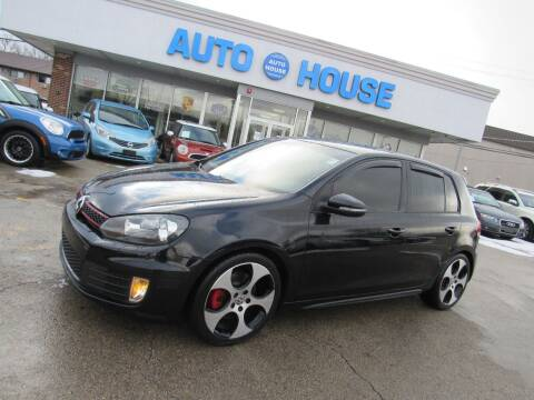 2013 Volkswagen GTI for sale at Auto House Motors in Downers Grove IL