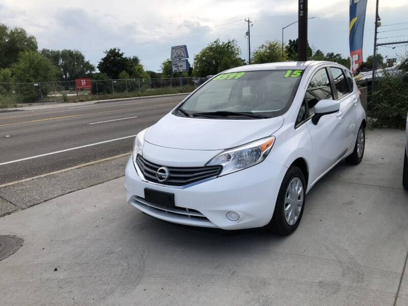 2015 Nissan Versa Note for sale at Best Buy Auto in Boise ID