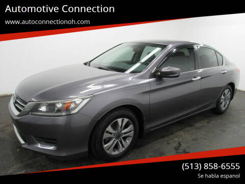 2014 Honda Accord for sale at Automotive Connection in Fairfield OH