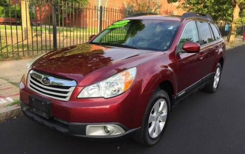 2011 Subaru Outback for sale at Commercial Street Auto Sales in Lynn MA