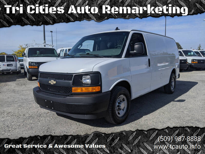 2017 Chevrolet Express Cargo for sale at Tri Cities Auto Remarketing in Kennewick WA