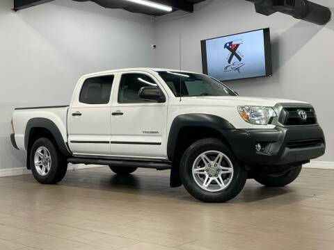 2014 Toyota Tacoma for sale at TX Auto Group in Houston TX