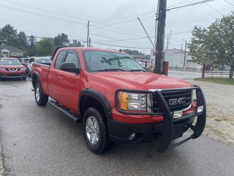 2011 GMC Sierra 1500 for sale at 2EZ Auto Sales in Indianapolis IN