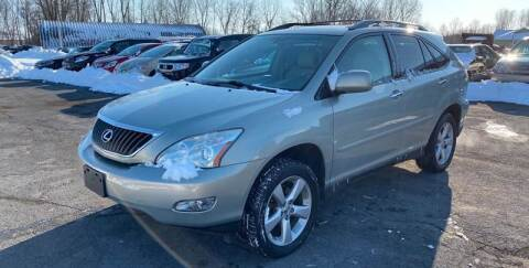 2008 Lexus RX 350 for sale at Paul Hiltbrand Auto Sales LTD in Cicero NY