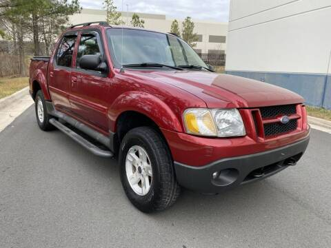 2005 Ford Explorer Sport Trac for sale at PM Auto Group LLC in Chantilly VA