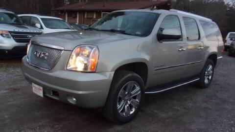 2009 GMC Yukon XL for sale at Select Cars Of Thornburg in Fredericksburg VA