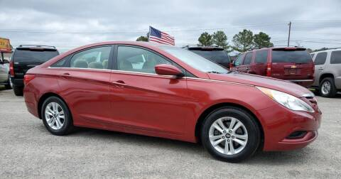 2013 Hyundai Sonata for sale at Rodgers Enterprises in North Charleston SC